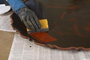 wood paste filler